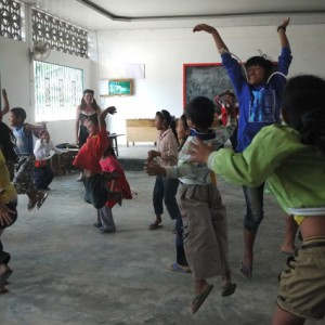 Yunnan theatre workshop