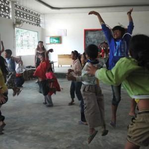 Yunnan theatre workshop
